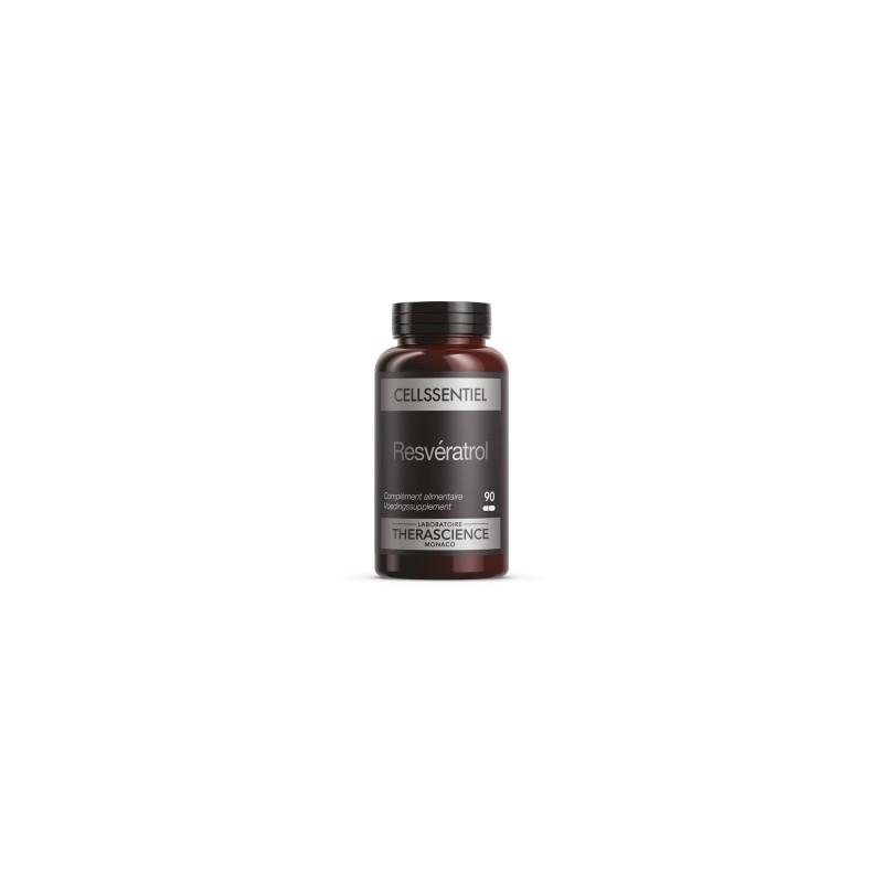 physiomance cellssentiel resveratrol 90 gel