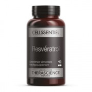 therascience cellssentiel resveratrol boite de 90 gelules