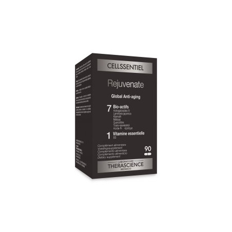 therascience cellssentiel rejuvenate 90 gelules