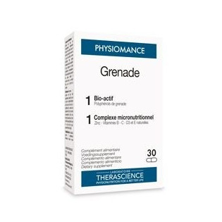 Physiomance Grenade - 30 comprimés