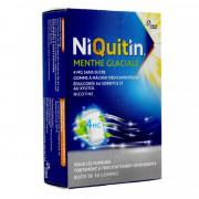 NIQUITIN MENTHE GLACIALE 4MG SANS SUCRE, 30 GOMMES A MACHER