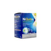 NIQUITIN MENTHE GLACIALE 4MG SANS SUCRE, 100 GOMMES A MACHER