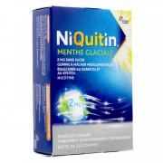 NIQUITIN MENTHE GLACIALE 2MG SANS SUCRE, 30 GOMMES A MACHER
