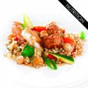KOT PLAT Couscous de boulgour, bœuf et poulet 270 g