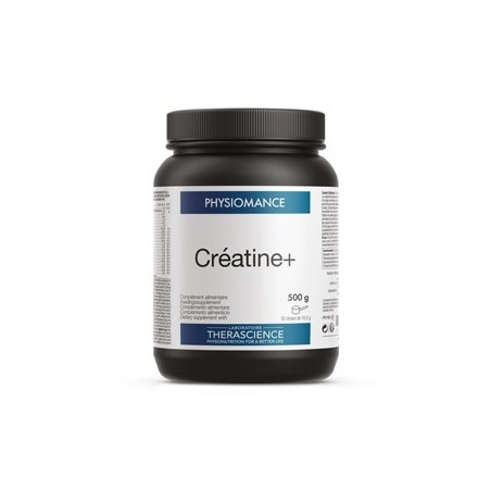 therascience physiomance creatine plus (pot de 500g)