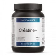 therascience physiomance creatine plus (pot de 500g)