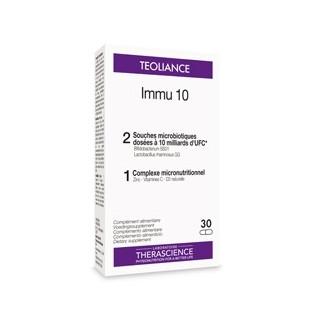 THERASCIENCE TEOLIANCE IMMU 10 BOITE DE 30 gelules