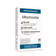 therascience Physiomance mitochondrie boite de 30 gelules