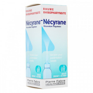 NECRYANE SOLUTION NASALE 10ML