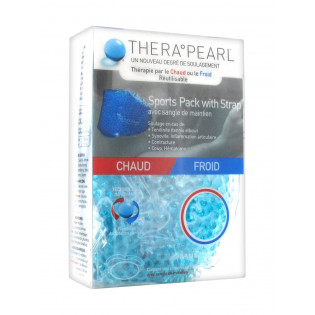 THERAPEARL SPORTS AVEC STRAP CHAUD OU FROID