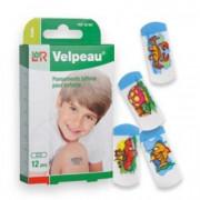 VELPEAU PANSEMENTS TATTOOS ENFANTS 12 PIECES