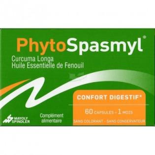 PHYTOSPASMYL CONFORT DIGESTIF 60 CAPSULES