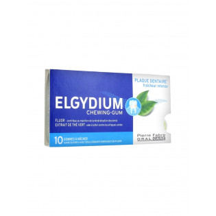 ELGYDIUM 10 CHEWING GUM