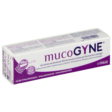 MUCOGYNE GEL INTIME 40ML