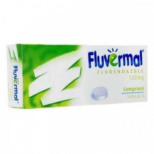 FLUVERMAL 6 COMPRIMES
