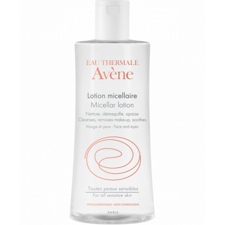 Avène Lotion Micellaire. Flacon 500ML
