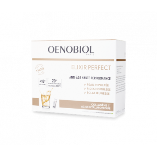 OENOBIOL ELIXIR PERFECT ANTI AGE HAUTE PERFORMANCE. 30 STICKS