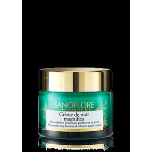 SANOFLORE Crème de nuit magnifica. Pot 50ml