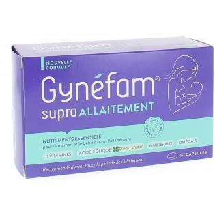 Gynéfam allaitement 60 capsules