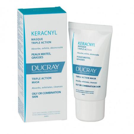 Ducray Keracnyl Masque. Tube 40ml