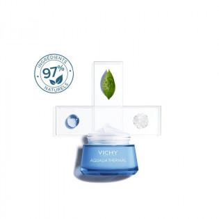 NOUVEAU Vichy AQUALIA Thermal Crème riche - Hydratation Dynamique Pot 50ml