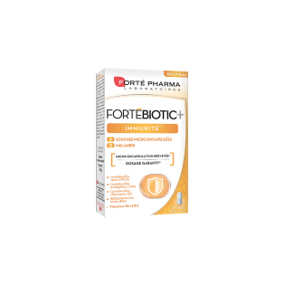 FORTE PHARMA FORTEBIOTIC+ IMMUNITE 20 JOURS