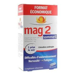 MAG 2 SOMMEIL BOITE DE 60 COMPRIMES