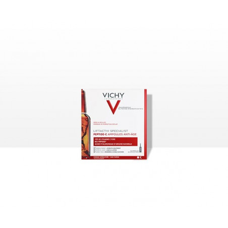 Vichy Liftactiv Specialist Peptide-C Anti-Âge. 30 Ampoules