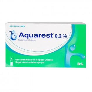 AQUAREST 0.2% BOITE DE 60 UNIDOSES