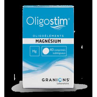 OLIGOSTIM MAGNESIUM 40 COMPRIMES SUBLINGUAUX
