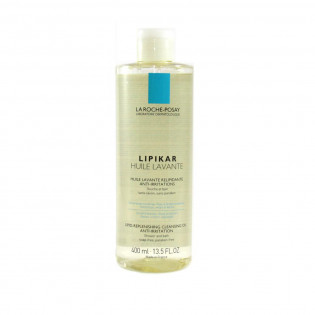 La Roche Posay Lipikar Huile Lavante Relipidante anti-irritations. Flacon 400ML