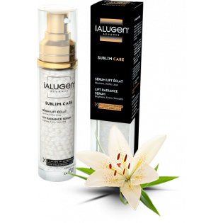 IALUGEN SUBLIM CARE SERUM LIFT ECLAT. Flacon pompe 40ml