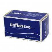 DAFLON 500MG 120 COMPRIMES PELLICULES