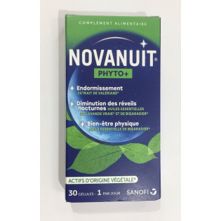 NOVANUIT PHYTO+ 30 GELULES