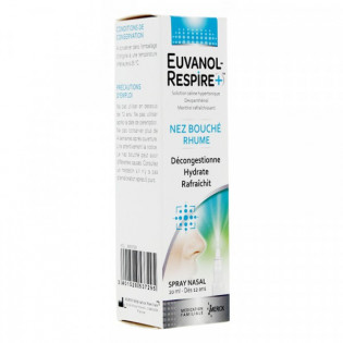 EUVANOL RESPIRE + SPRAY NASAL 20ML