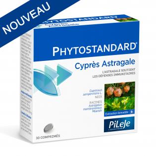 PILEJE PHYTOSTANDARD CYPRES ASTRAGALE 30 COMPRIMES