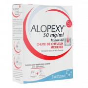 Alopexy 5% spray 3 flacons de 60ml