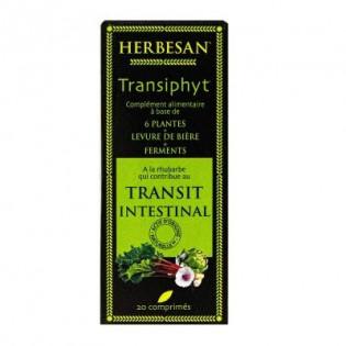 HERBESAN TRANSIPHYT 20 COMPRIMES