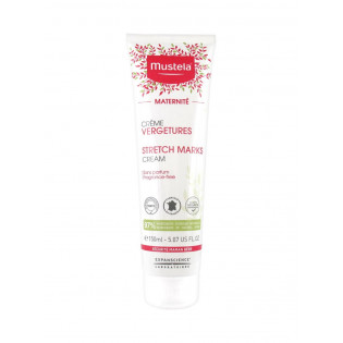 Mustela 9 MOIS Crème Vergetures Double Action. Tube 150ML