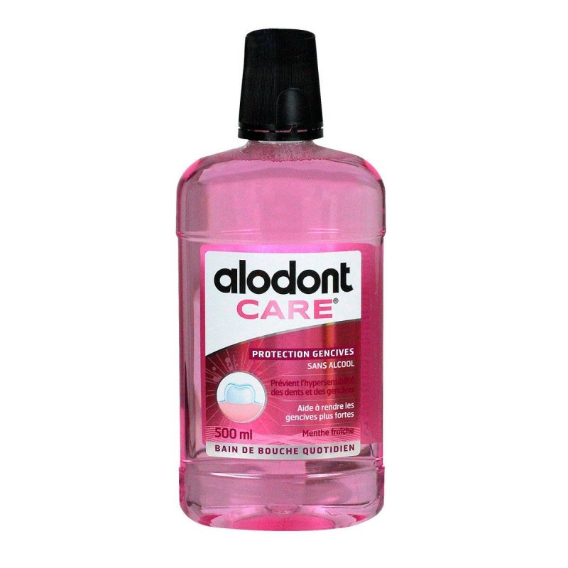 ALODONT CARE PROTECTION GENCIVES 500ML