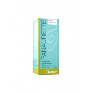PANAURETTE SPRAY AURICULAIRE 30ML