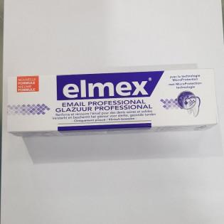 ELMEX DENTIFRICE PROTECTION CONTRE LA PERTE D'EMAIL 75ML