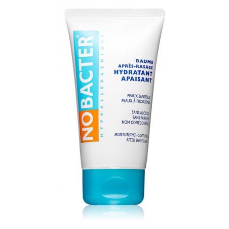 Nobacter Baume Après rasage peau sensible. Tube 75ml