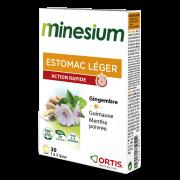 ORTIS MINESIUM ESTOMAC LEGER ACTION RAPIDE 30 COMPRIMES