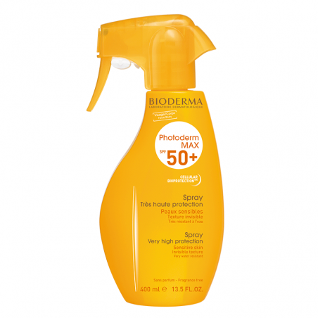 Bioderma Photoderm Max SPF50+ spray solaire 400ml