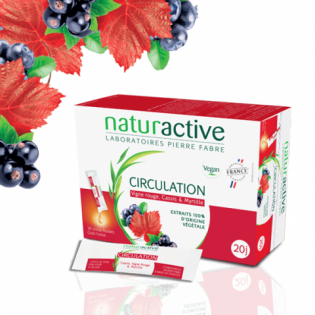 Naturactive CIRCULATION 20 sticks