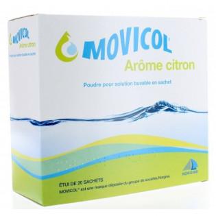 MOVICOL SANS AROME 20 SACHETS
