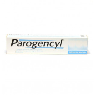 Parogencyl Dentifrice Prévention Gencives. Tube 75ML