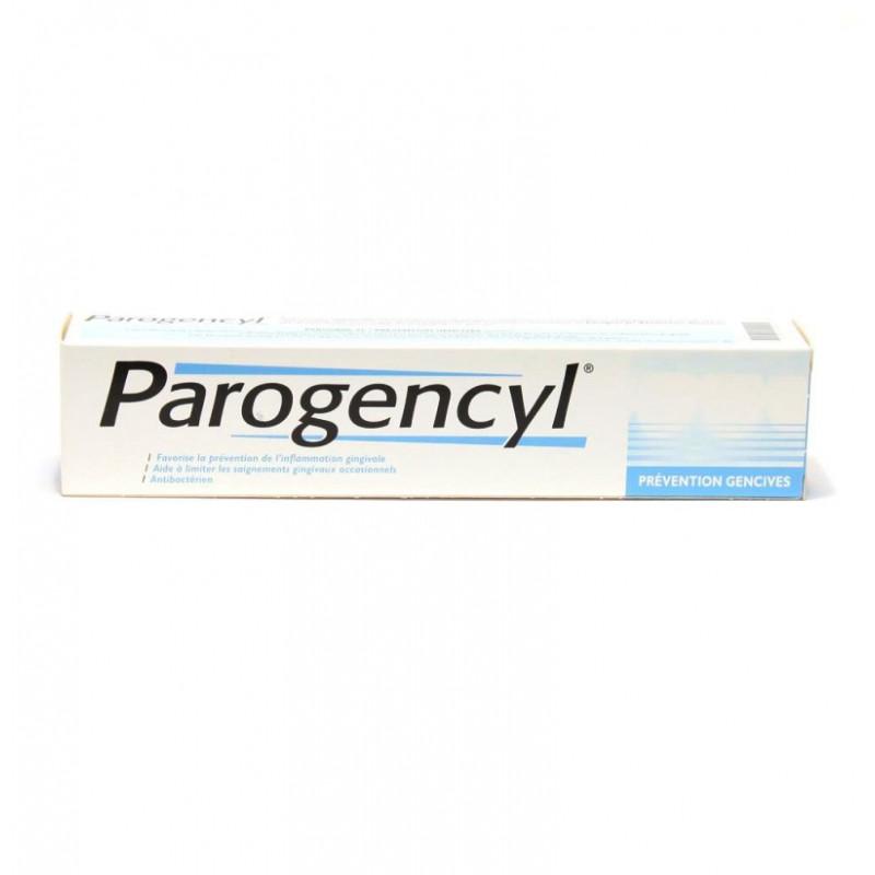 Parogencyl Dentifrice Prévention Gencives. Tube 75ML