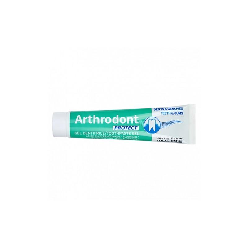 Arthrodont Protect Gel Dentifrice Fluoré. Tube 75ML